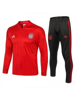 Bayern München Red Soccer Tracksuit 2018/2019