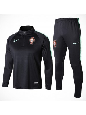 Portugal Black Tracksuit 2018/2019