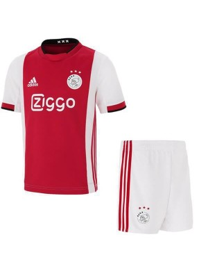 Ajax Home Kids Football Kit 2019-2020