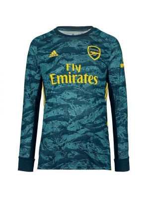 Arsenal Goalkeeper Long Sleeve Jersey Mens Soccer Sportwear Football 2019-2020