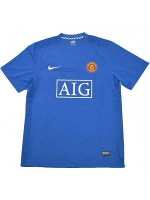 Manchester United Away Retro Jersey 2007-2008