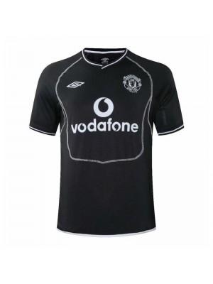 Manchester United Away Retro Mens Soccer Jersey Football Shirt 2000