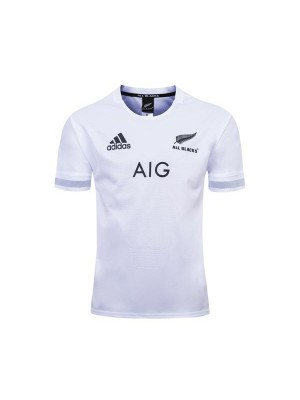 New Zealand All-Black Away Rugby Jersey 2019-2020