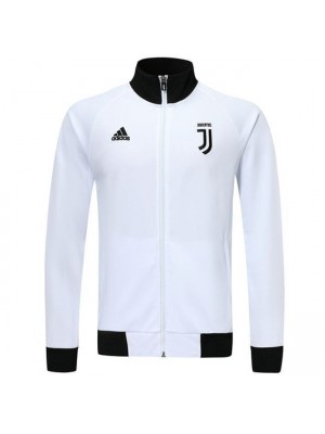 Giacca bianca Juventus Player Version Black Neck 2019-2020