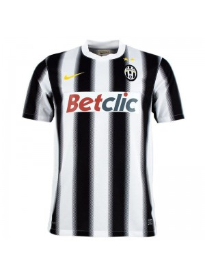 Juventus Home Retro Soccer Jerseys Mens Football Shirts Uniforms 2011-2012